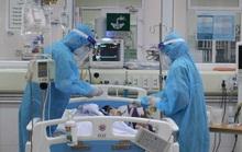 Bệnh nhân Covid-19 lớn tuổi nhất Việt Nam vẫn liệt nửa người