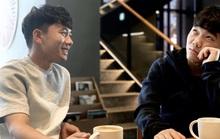 Xuân Trường đeo tạp dề, làm món Hàn Quốc mời bạn thân Minh Vương nhân sinh nhật