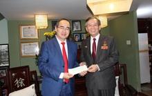 Bí thư Thành ủy TP HCM thăm các cá nhân, đơn vị tiêu biểu trong Chiến dịch Hồ Chí Minh