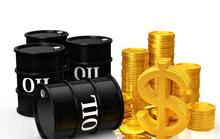Giá vàng, dầu thô, USD đồng loạt lao dốc