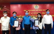 Ông Nguyễn Xuân Hùng giữ chức Chánh Văn phòng Tổng LĐLĐ Việt Nam