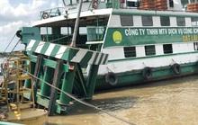 Mất 3 tháng khắc phục sự cố tàu biển va chạm ở phà Cát Lái
