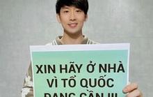 Diễn viên Tuấn Trần biến tấu 21 ngày yêu thành ca khúc chống Covid-19