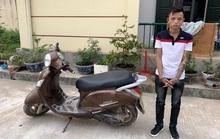 Bắt giữ siêu trộm chuyên cuỗm xe máy ở TP Đồng Hới