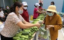 Hà Nam: Phiên chợ 0 đồng hỗ trợ người nghèo
