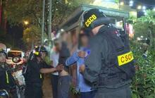 Công an TP HCM hóa trang, mật phục tội phạm cả ngày đêm