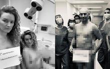 Nha sĩ Pháp chụp ảnh khỏa thân yêu cầu cung cấp thiết bị bảo hộ