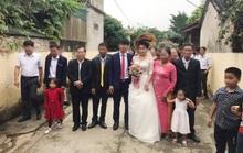 Để tổ chức đám cưới trong dịch Covid-19, chủ tịch xã bị đình chỉ công tác