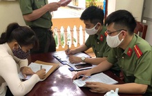 Nghe nói người về từ Hà Nội biểu hiện ho và sốt, cô gái liền loan tin có ca mắc Covid-19