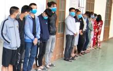 19 nam, nữ thanh niên tập trung hát karaoke, xài ma túy trong dịch Covid-19