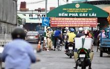 Phà Cát Lái và Bình Khánh hoạt động thế nào khi TP HCM cách ly xã hội đến 22-4?