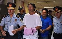 Ronaldinho đã nói gì về việc bị giam giữ?