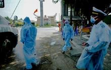 Tây Ninh phát hiện ôtô chở 7 người Trung Quốc từ TP HCM về huyện Bến Cầu
