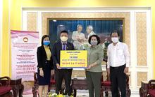 Nam A Bank tặng 10.000 bộ xét nghiệm Covid-19 tại TP HCM