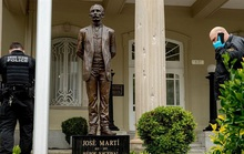 Cuba lên tiếng vụ đại sứ quán ở Mỹ bị tấn công