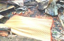 Xót thương cụ bà 86 tuổi nhặt ve chai chết thảm trong đám cháy