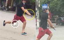 Công an thông tin vụ nổ súng trấn áp tội phạm trước cổng Trường ĐH Hải Phòng