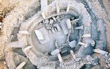 Tòa thành cự thạch ma quái 11.500 tuổi hiện hình giữa hoang mạc