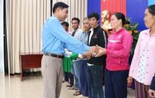LĐLĐ huyện Phú Quốc quyên góp hơn 40 tấn gạo cho thùng gạo thiện nguyện