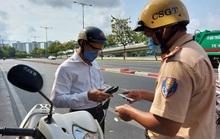 CSGT tổng kiểm tra phương tiện đường bộ: Làm nóng lại Nghị định 100
