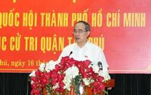 Bí thư Nguyễn Thiện Nhân nói về công tác cán bộ liên quan Khu đô thị mới Thủ Thiêm