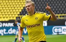 Sát thủ Haaland rực sáng, Dortmund đại thắng derby Bundesliga
