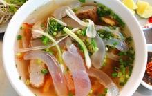 Bún sứa và 7 món ăn lạ vị đáng thử khi tới Nha Trang