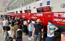Thay đổi sảnh làm thủ tục tại sân bay Nội Bài đối với các hãng hàng không