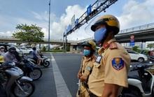 CSGT TP HCM sau 10 ngày tổng kiểm soát: Hơn 11.000 xe bị xử phạt!