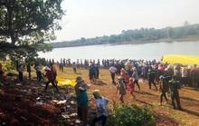 Tìm thấy thi thể cán bộ công an mất tích khi đi chơi giữa hồ