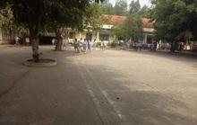 Con tan học trễ, phụ huynh đánh cô giáo tại lớp học phải nhập viện