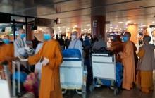 Đưa 240 công dân Việt Nam từ Myanmar về nước tại sân bay Đà Nẵng