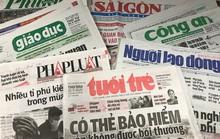 TP HCM còn 19 cơ quan báo chí sau sắp xếp