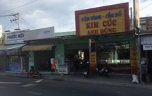 Công an TP HCM truy kẻ vét sạch tiệm vàng ở Hóc Môn
