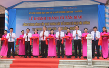 Bí thư Thành ủy TP HCM cắt băng khánh thành nhà trưng bày bổ sung và nhà bái đường tại Khu di tích Kim Liên