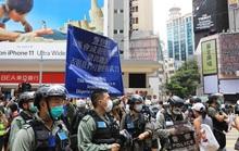 Người Hồng Kông biểu tình phản đối dự luật an ninh
