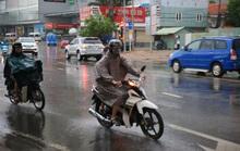 Toàn TP HCM xuất hiện mưa,  xua tan oi bức