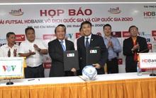 Hấp dẫn Giải Futsal Vô địch quốc gia 2020