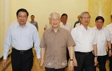 Tổng Bí thư, Chủ tịch nước chủ trì họp Thường trực Ban Chỉ đạo Trung ương phòng, chống tham nhũng
