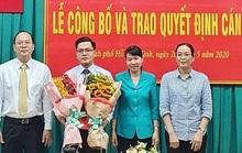 Ông Phạm Hưng Quốc Bảo giữ chức Phó Bí thư Quận ủy quận Tân Phú