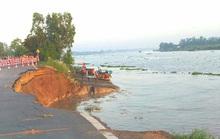 An Giang công bố tình huống khẩn cấp sạt lở Quốc lộ 91
