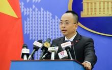 Việt Nam lên tiếng việc Trung Quốc trồng rau ở Biển Đông