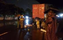 Tông vào đuôi xe container đang đậu bên đường, nam bảo vệ tử vong