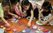 Vẽ lên cổ tích gây quỹ cho trẻ khiếm khuyết