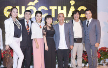 Diễn giả - MC Thi Thảo tham gia hoạt động của Liên hiệp Các hội Văn học Nghệ thuật TP HCM