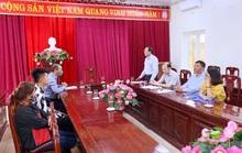 Người phụ nữ đi lạc cả ngàn km tới Thanh Hóa được Đại sứ quán Campuchia tiếp nhận