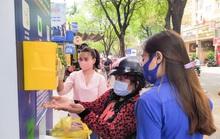 ATM thực phẩm miễn phí: Cảm ơn chương trình ý nghĩa