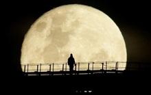 Việt Nam được ưu ái ngắm siêu trăng hoa mọc giữa mưa sao băng