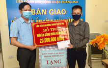 Hà Nội: Hỗ trợ giáo viên khó khăn an cư