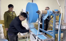 Hoả tốc ngăn chặn nhập dây chuyền lạc hậu để sản xuất khẩu trang